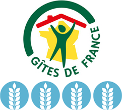 Gites de France - 4 épis